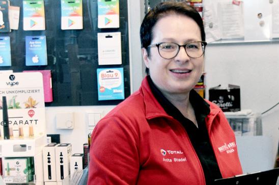 Anita Stadel