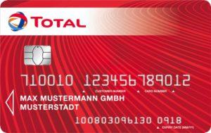 Total-Tankkarte Autohaus Moehle Aspach Backnang