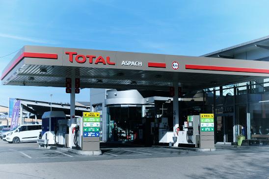 Tankstellen Shop Möhle Aspach